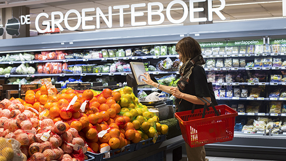 Supermarket Carrefour Market Heverleed de Leuken