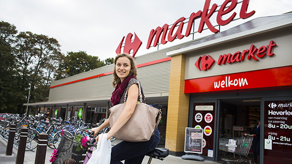 SupermarketCarrefour Market Heverleed de Leuken