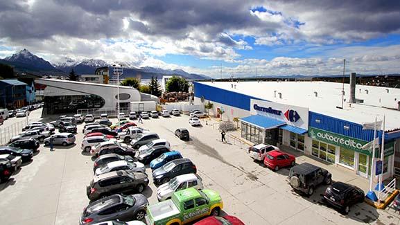 Carrefour hypermarket Argentina