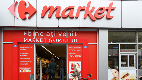 Carrefour market romania