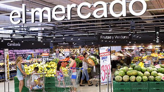 Hypermarket Carrefour Malvinas Argentina