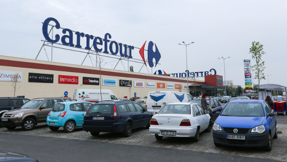 Carrefour-Property Division Romania Hypermarket
